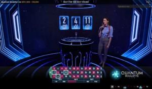 pengganda kemenangan quantum roulette live casino