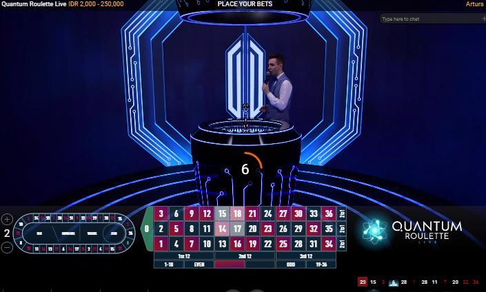 Quantum Casino